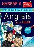 Harrap's Cahier de vacances - Anglais - Spécial TOELF (+ Supplément MP3 à télécharger)
