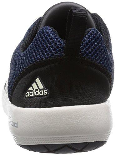 Adidas - Climacool Boat Lace, Scarpe vela, unisex Azul Marino / Blanco / Negro (Maruni / Blatiz / Negbas)