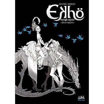 Ekhö monde miroir T06 Tirage spécial NB