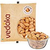 Amazon Brand - Vedaka Popular Whole Almonds, 100g