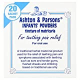 Ashton And Parsons Teething Relief 130Mg X20