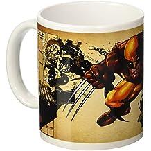 Mug Wolverine Brown Costume (Serie 1) - Marvel