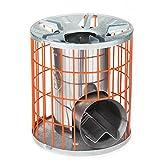 Anevay Horizon Stove : multi-fuel ROCKET stove