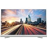 Grundig VLX 8580 WL 140 cm (55 Zoll) Fernseher (Ultra-HD, Triple Tuner, 3D, Smart TV) weiß
