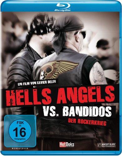 Hells Angels vs. Bandidos - Der Rockerkrieg [Blu-ray]
