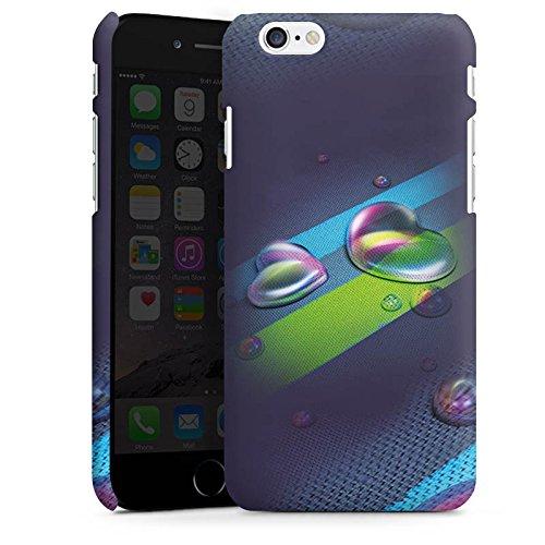 Apple iPhone X Silikon Hülle Case Schutzhülle Liebe Herz Love Premium Case matt