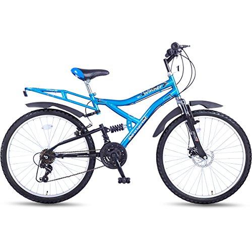 Hero Sprint 26T Winner 18 Speed Adult Cycle (Blue)