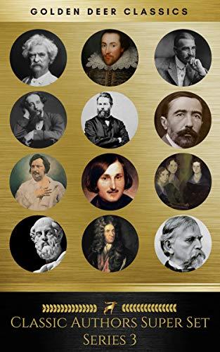 Classic Authors Super Set Series 3 (Golden Deer Classics) (English Edition) -