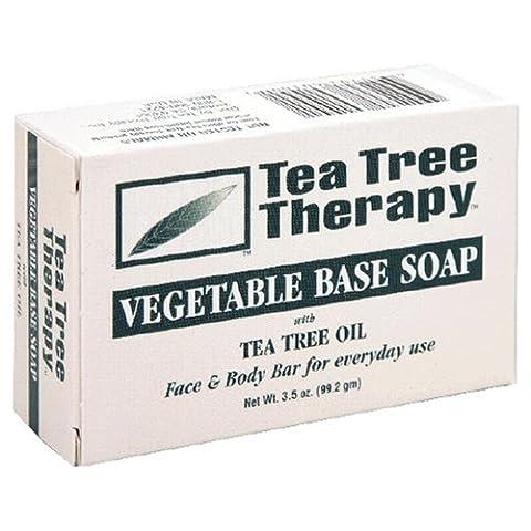 Tea Tree Therapy, Légumes à base de savon, avec de l