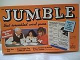 Jumble The Scrambled Word Game