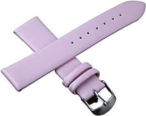 8mm/10mm/12mm/14mm/16mm/18mm/20mm/22mm/24mm a doppia fascia di cuoio del catenaccio dell'acciaio inossidabile Pin fibbia cinturini Osservare