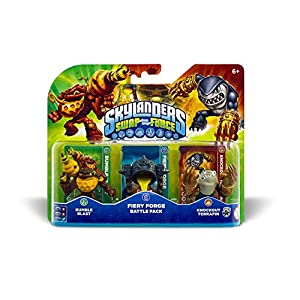 Skylanders Swap Force – Battle Pack