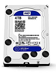 WD 4TB� Blue SSHD� Hybrid Internal Drive� (WD40E31X)