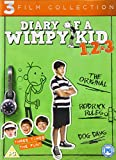 Diary Of A Wimpy Kid 1-3 [DVD]