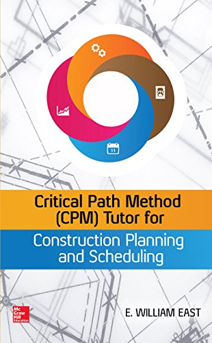 Critical Path Method (CPM) Tutor for Construction Planning and Scheduling (P/L Custom Scoring Survey)