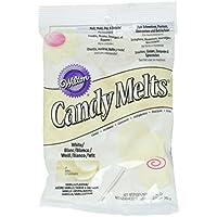Wilton Candy Melts weiß, 1er Pack (1 x 340 g)