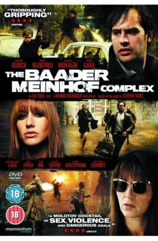 The Baader Meinhof Complex [Region 2]