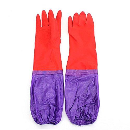 bluelover-lavado-limpieza-guantes-latex-cachemir-manga-larga