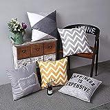 Best Throw Pillows - AEROHAVEN Satin Decorative Throw Pillow/Cushion Covers Review