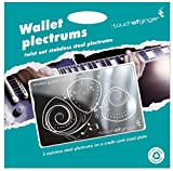 Touch of Ginger Wallet Essentials Wallet Guitar Plectrums