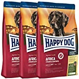 Happy Dog 12 Kg = 3 x 4 kg Supreme Sensible Africa