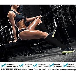 Aruny Calze a Compressione (7 paia) per Donne e Uomo for Medica Fitness e Sportivo