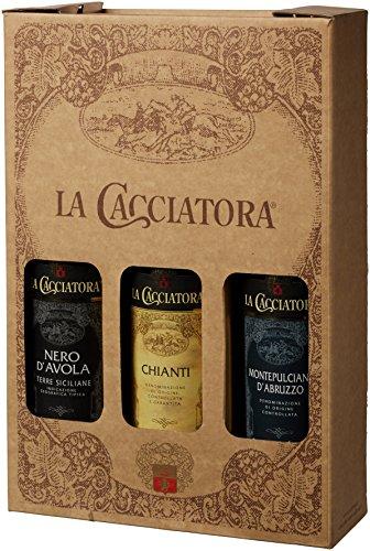 La Cacciatora - Vino Bordolese, 75Cl (Pacco