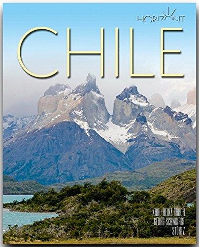 Horizont CHILE - 160 Seiten Bildband mit über 250 Bildern - STÜRTZ Verlag