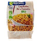 Bjorg Coquillettes Blé Épeautre Bio 500 g