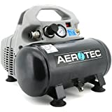 Aerotec Druckluft-Kompressor 6 l Airliner Silent