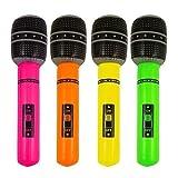 Aufblasbares Mikrofon - Multi