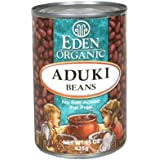 Eden Foods Adzuki Beans Can 15 Oz (Pack Of 12) - Pack Of 12