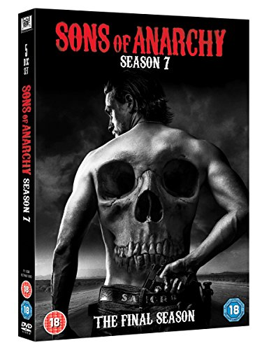 Sons Of Anarchy - Season 7 [5 DVDs] [UK Import] Fuze-serie