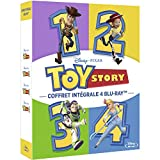 Toy Story-Coffret intégrale 4 Films [Blu-Ray]