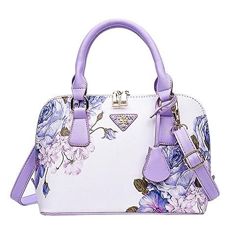 meizu88 Lady Women Top-Handle Bags Shoulder Bag Purses Handbags Cross Body Bag size 24cm x18cmx 11cm