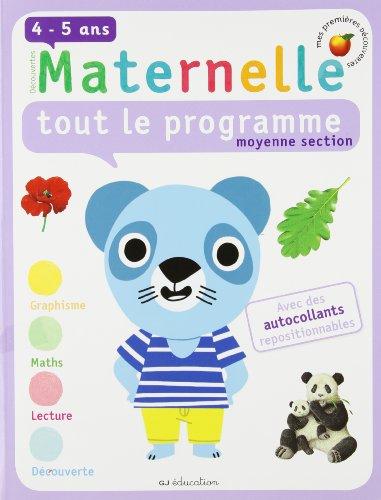 Tout le programme, moyenne section par Fabienne Rousseau