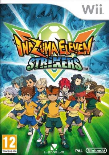 Nintendo Inazuma Eleven: Strikers, Wii