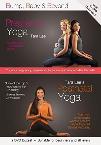 Bump, Baby and Beyond. Pregnancy Yoga and Postnatal Yoga with Tara Lee (2 DVD boxset)