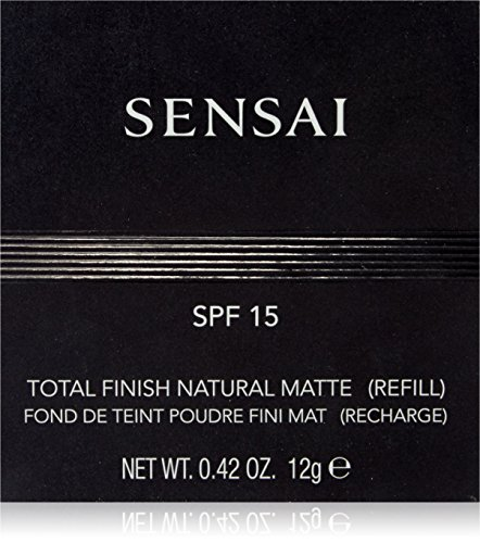 Total Finish Foundation (Sensai Total Finish Natural Matte TM 04, 12 g)