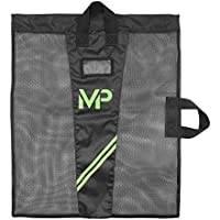 MP Michael Phelps Gear Bolsa de Malla, Color Negro, tamaño Talla única