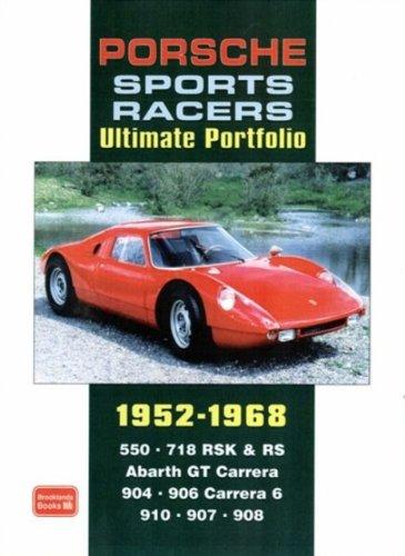 Porsche Sports Racers Ultimate Portfolio 1952-1968