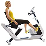Horizon Fitness Halbliege-Ergometer Comfort Ri Fahrradtrainer Heimtrainer