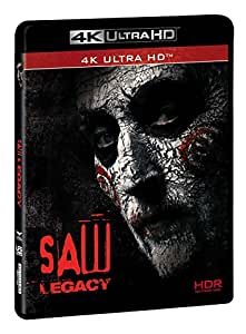 Saw Legacy con Card Tarocco (Blu-Ray 4K + Blu-Ray)