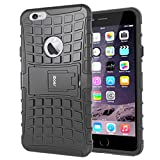 Best Doble Capa Iphone 6 Casos - iPhone 6 Plus Funda,iDoer Carcasa Cases caso armor Review