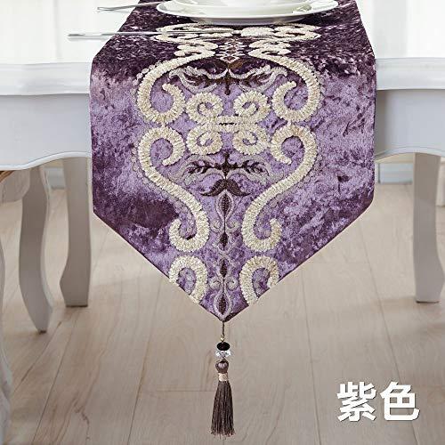Tabelle Flag Hochwertige Gewebe Western Tischdecke Im Chinesischen Stil Handtuch Tischdecke Mode Couchtisch Bett Flagge Flagge, 33 X 160 cm ()