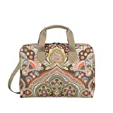 Oilily Spring Ovation Laptop Bag 10,2 – Cappuccino