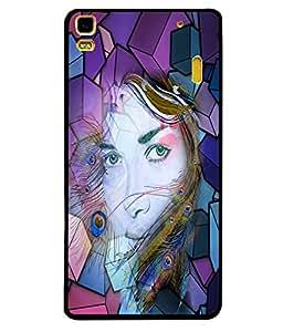 Fuson 2D Printed Girly Designer back case cover for Lenovo A7000 - D4565