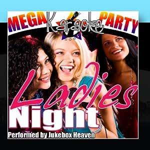 mega karaoke party ladies night jukebox heaven musik. Black Bedroom Furniture Sets. Home Design Ideas