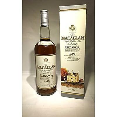 Macallan Elegancia 1992 1L: