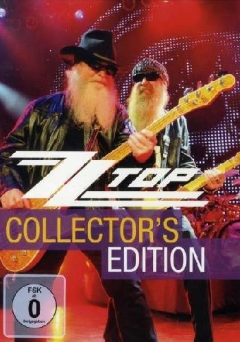 ZZ Top - Live from Texas & live at Rockpalast (Collector's Edition, 2 DVDs)
